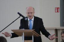 Teisingumo Teismo pirmininkas: bylos prieš Lietuvą svarbios visai Europai