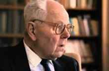Mirė garsus disidentas V. Skuodis