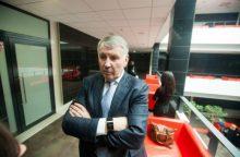 Teisėjų korupcijos byloje įtariamas advokatas D. Zagreckas – jau laisvėje