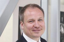 Naujasis ministras G. Surplys: žadu imtis drąsių veiksmų