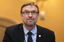 L. Kukuraitis žada vaiko pinigus didinti iki 100 eurų