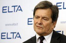 """Iš Europos reikalų komiteto traukiasi """"tvarkietis"""" R. Andrikis"""