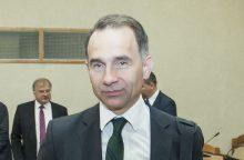 R. Masiulis: labai viliuosi, kad švietimo ministrą premjeras suras