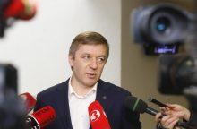 R. Karbauskis nedeklaravo beveik 900 tūkst. eurų sandorio