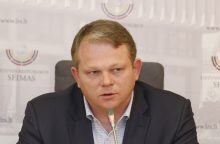 A. Palionio kandidatūra į aplinkos ministrus netiko prezidentei?
