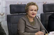 L. Andrikienė: turėti vieningą ES kariuomenę yra būtina