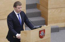Finansų ministras: 2018 metų biudžetas – išskirtinis