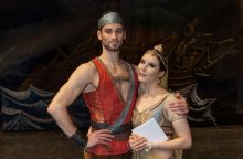 Baleto solistams – atnaujinta J. Žalkausko premija