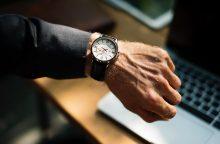 Smulkių įmonių darbo laikas netinkamas dirbančiam žmogui