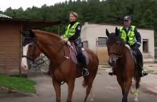 Šokas sportininkams ir policijai: uždaromas Belmonto žirgynas