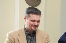 """V. Vobolevičius ryšius su """"valstiečiais"""" neigia, bet traukiasi iš darbo grupės"""