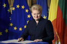 Prasideda derybos dėl ES biudžeto: ko tikisi Lietuva?