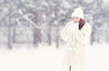 Ruoškite kailinius: arktinis šaltis įsismarkaus