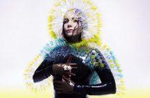 Virtualioji realybė leidžia patekti net į dainininkės Bjork burną