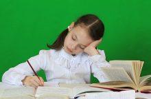 Kokios savybės vaikui padės geriau mokytis?