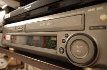 """Japonijos """"Funai"""" paskutinė pasaulyje nutrauks kasetinių vaizdo magnetofonų gamybą"""