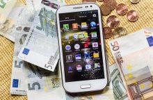 EK siūlomi tarptinklinio ryšio tarifai brangintų skambučius lietuviams
