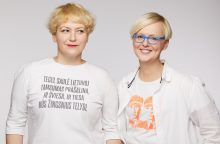 I. Ševiakovaitė ir J. Rimkutė švenčia: mes ir lokali mada – jau 20 metų kartu