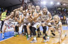 Pirmą kartą Lietuvoje vyks visuotinė krepšinio atvirų durų diena