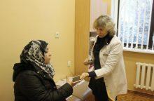 Savivaldybių galvos skausmas: pabėgėlių neapgyvendinsi palapinėje