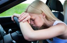 Kaip išvengti pavojaus sveikatai saulėje įkaitusiame automobilyje?