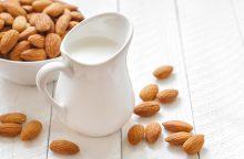Populiarėjantis augalinis pienas – vertingas pakaitalas <span style=color:red;>(receptai)</span>