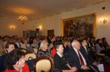 Sumaniai praktikai skirtoje konferencijoje – per šimtą dalyvių