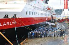 Klaipėdiečiai Norvegijoje įgyvendina iššūkio vertus projektus