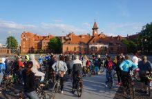 Klaipėdiečiai kviečiami į pažintinę ekskursiją dviračiais