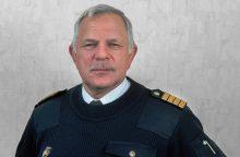 Kandidatas į Metų jūrininko titulą J.Liepuonius – jūrų piratų siaubas