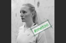 Švedijos bėgikė papasakojo, kad ją išžagino kitas atletas