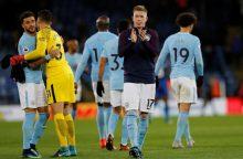 """Premier"" lyga: fantastiška ""Manchester City"" serija ir ""Chelsea"" šou"