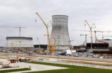 Baltarusija šalia Astravo AE įrengs 10 naujų radiacijos matavimo stočių