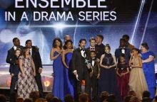 Ekrano aktorių gildijos apdovanojimai: kas nugalėjo?