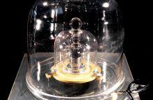 Mokslininkai nustatys naują kilogramo apibrėžimą