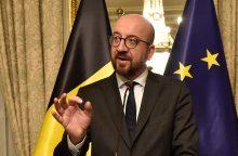 Flamandų nacionalistai traukiasi iš Belgijos vyriausybės