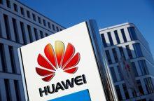 """Britų žvalgyba: """"Huawei"""" keliamas pavojus – suvaldomas"""