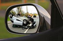 Kauno pareigūnai: neapgalvotas elgesys kelyje gali baigtis tragiškai