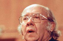 Mirė garsus rusų dirigentas G. Roždestvenskis