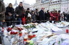 A. Duda: per išpuolį Strasbūre žuvęs lenkas stengėsi apsaugoti kitus žmones