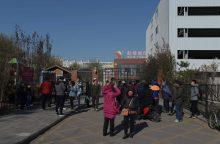 Kinijoje kilo skandalas dėl galimos prievartos prieš darželinukus