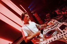 J. Nainys pristato naują klasika tapusio elektroninės muzikos hito versiją