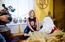 I. Juciūtės-Čibirkienės karjera televizijoje įsisiūbuoja – ves dar vieną projektą