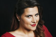 Naujo šou vedėja tapusi E. Vitulskienė: nenorėčiau sverti 50 kg