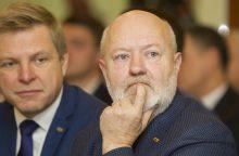 Prieš rinkimus skilo liberalų Vilniaus skyrius