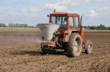 Lietuva – prieš ES ministrų poziciją dėl žemės ūkio finansavimo