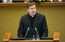 Telšių vyskupu tapo K. Kėvalas