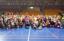 """Nemokamų treniruočių projektas """"Kaunas sportuoja"""" suteikia galimybę ir dirbti"""