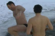 I. Krupavičiaus iššūkis – energingas šuolis į ledinę eketę