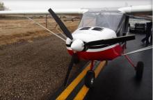 Du paaugliai pavogė lėktuvą ir sėkmingai nuskrido į kitą miestą